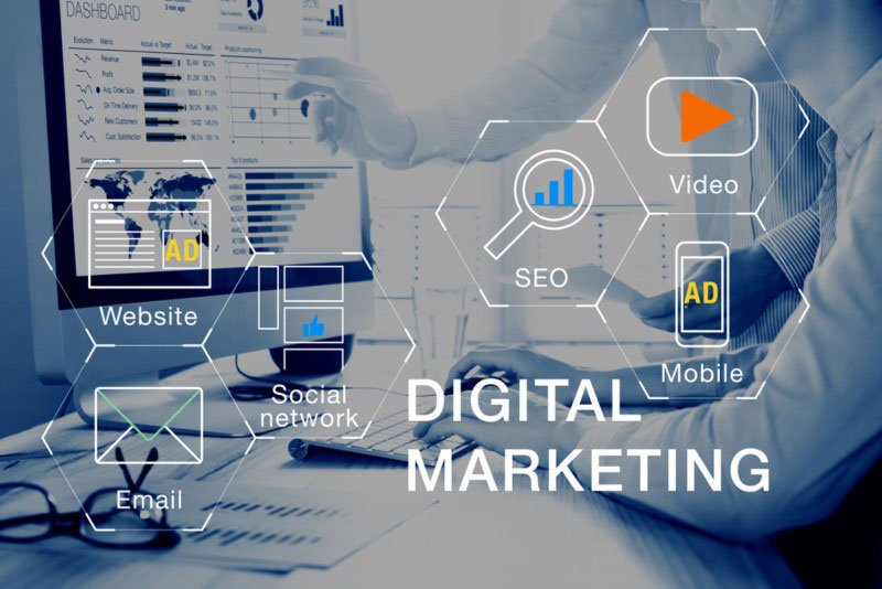 62% of wholesalers missing out on digital marketing opportunities