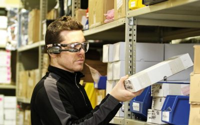 Is Pick-by-Vision the next big thing in Warehouse Management?