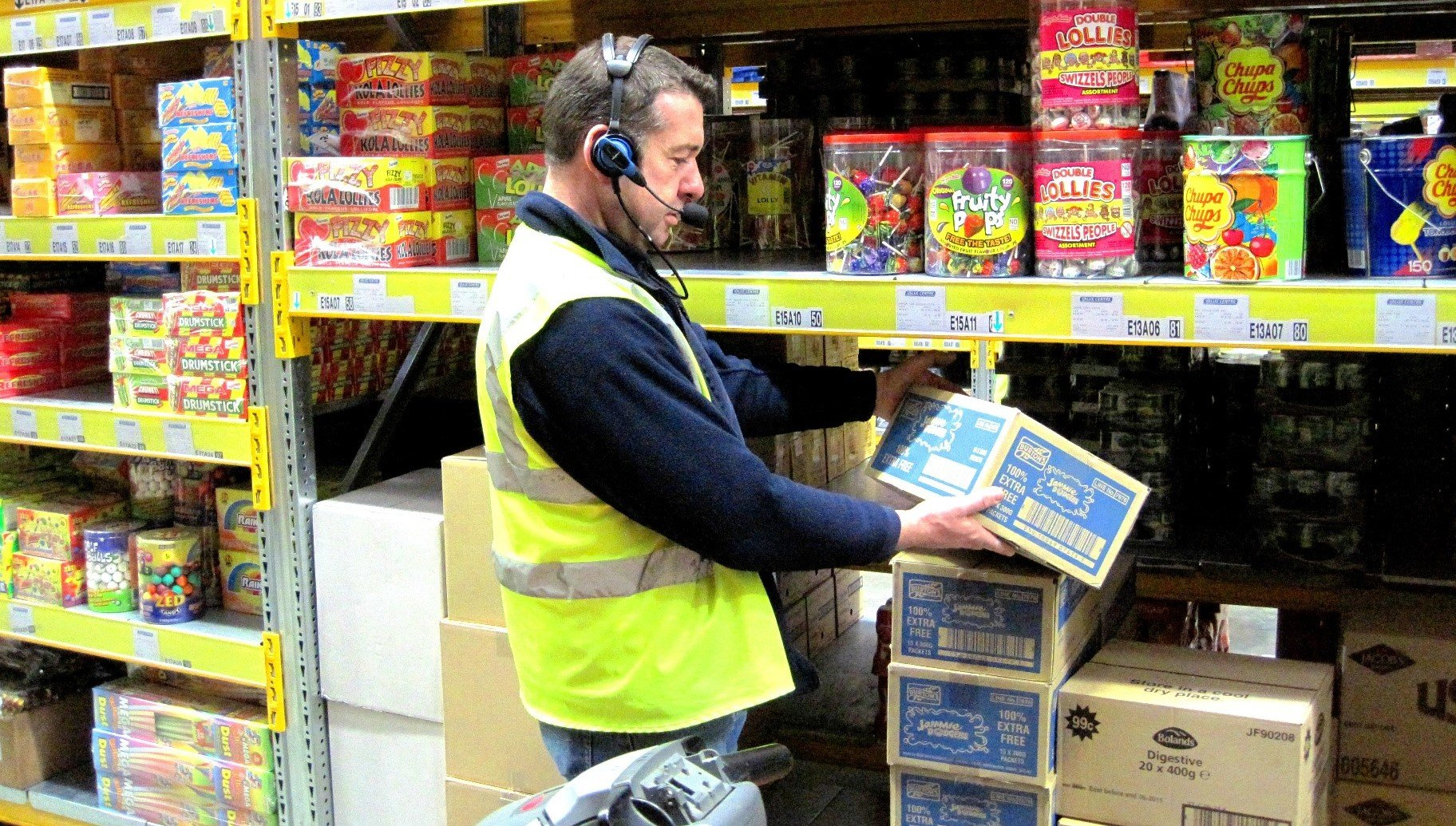 Voice WMS | Warehouse Management Software | Order Picking